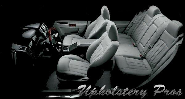 Auto Boat Car Interiors Upholstery and Convertible Top Repairs